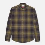 Мужская рубашка Barbour Duncan Classic Tartan Olive/Green фото- 0