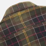 Мужская рубашка Barbour Duncan Classic Tartan Olive/Green фото- 5