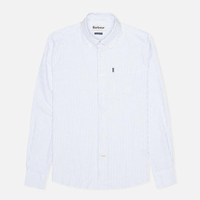 Мужская рубашка Barbour Ernest Blue