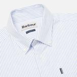 Мужская рубашка Barbour Ernest Blue фото- 1