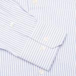 Мужская рубашка Barbour Ernest Blue фото- 3