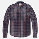 Мужская рубашка Barbour Farn Midnight фото- 0