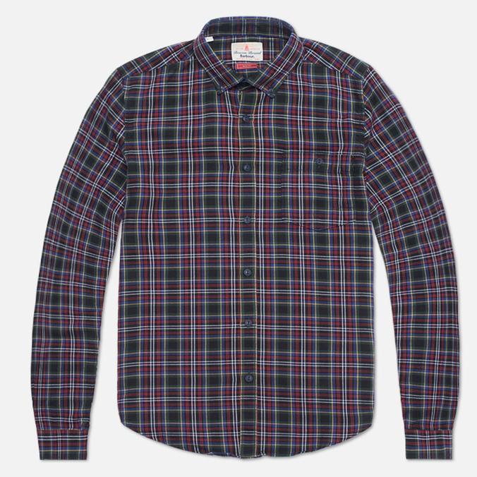 Мужская рубашка Barbour Farn Midnight