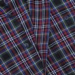Мужская рубашка Barbour Farn Midnight фото- 2