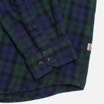 Barbour Farn Shirt Navy photo- 3