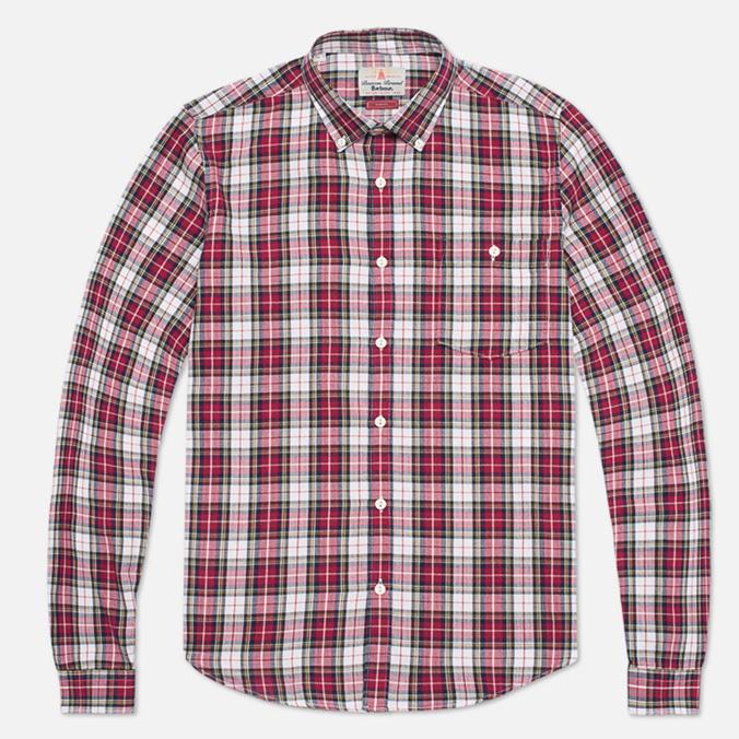 Мужская рубашка Barbour Farn Off White