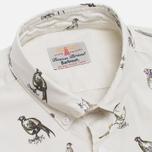 Мужская рубашка Barbour Gamefowl Light Stone фото- 1