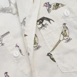 Мужская рубашка Barbour Gamefowl Light Stone фото- 2