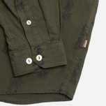 Мужская рубашка Barbour Gone Hunting Mid Olive фото- 3