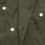 Мужская рубашка Barbour Gone Hunting Mid Olive фото- 2