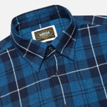 Мужская рубашка Barbour International Shadow Blue фото- 1