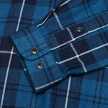 Мужская рубашка Barbour International Shadow Blue фото- 3
