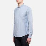 Мужская рубашка Barbour Leaton Light Chambray фото- 1