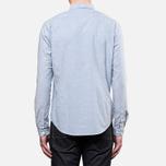 Мужская рубашка Barbour Leaton Light Chambray фото- 4