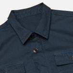 Мужская рубашка Barbour Marshall Navy фото- 1