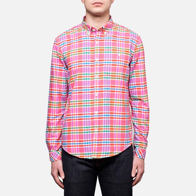 Мужская рубашка Barbour Net Amber
