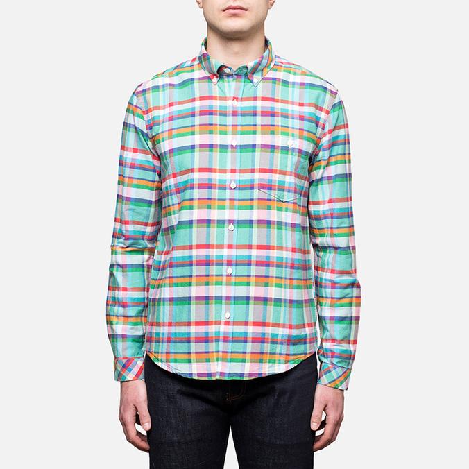 Мужская рубашка Barbour Net Reed