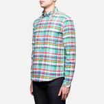 Мужская рубашка Barbour Net Reed фото- 1