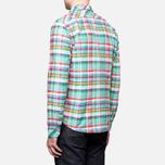 Мужская рубашка Barbour Net Reed фото- 3