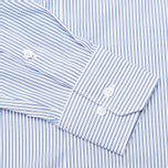 Barbour Norman Regular Fit Men's Shirt Sky photo- 3