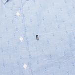 Мужская рубашка Barbour Stormer Marine Blue фото- 2