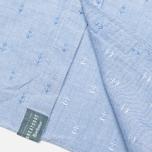 Мужская рубашка Barbour Stormer Marine Blue фото- 4
