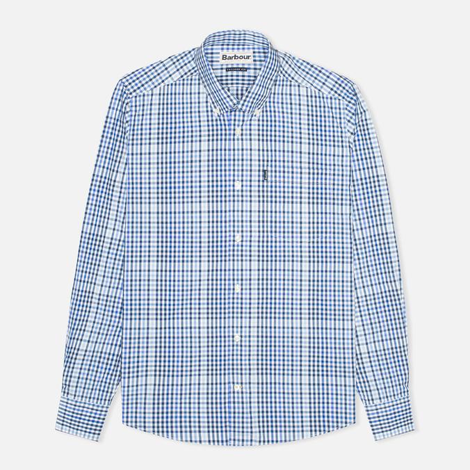 Мужская рубашка Barbour Terence Blue