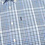 Мужская рубашка Barbour Terence Blue фото- 2