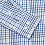 Мужская рубашка Barbour Terence Blue фото- 3