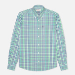 Barbour Terence Men's Shirt Green photo- 0