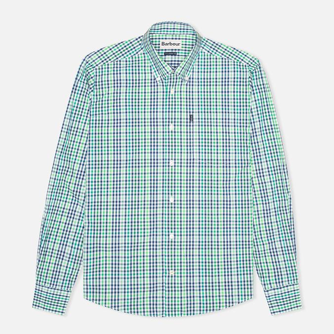 Мужская рубашка Barbour Terence Green