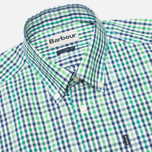 Barbour Terence Men's Shirt Green photo- 1