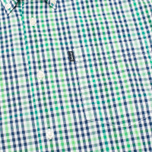 Barbour Terence Men's Shirt Green photo- 2