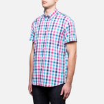 Мужская рубашка Barbour Windermere Short Sleeve Candy фото- 1