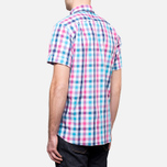Мужская рубашка Barbour Windermere Short Sleeve Candy фото- 3