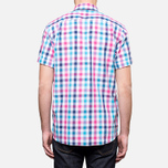 Мужская рубашка Barbour Windermere Short Sleeve Candy фото- 4