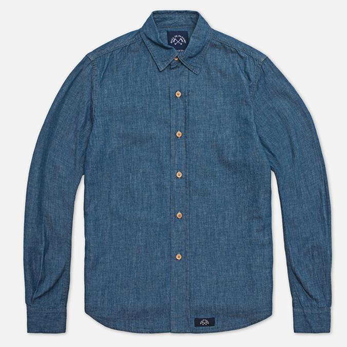 Bleu De Paname Standart Shirt Bleu Pastel