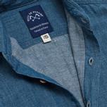 Bleu De Paname Standart Shirt Bleu Pastel photo- 2