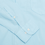 Мужская рубашка C.P. Company Old Dyed Poplin Light Blue фото- 3