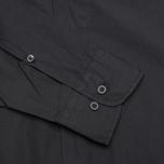 Мужская рубашка C.P. Company Old Dyed Poplin Navy фото- 3