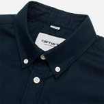 Carhartt WIP Buck Shirt Cadet Rinsed photo- 1