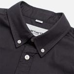 Мужская рубашка Carhartt WIP Buck Eclipse Rinsed фото- 1