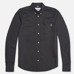 Мужская рубашка Carhartt WIP Buck Eclipse Rinsed фото- 0