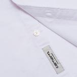 Мужская рубашка Carhartt WIP Buck White Rinsed фото- 4