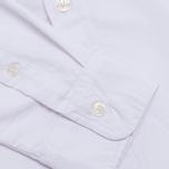 Мужская рубашка Carhartt WIP Buck White Rinsed фото- 3