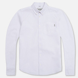 Мужская рубашка Carhartt WIP Buck White Rinsed фото- 0