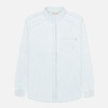 Мужская рубашка Carhartt WIP Civil Blue Stone Bleached фото- 0