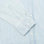 Мужская рубашка Carhartt WIP Civil Blue Stone Bleached фото- 3