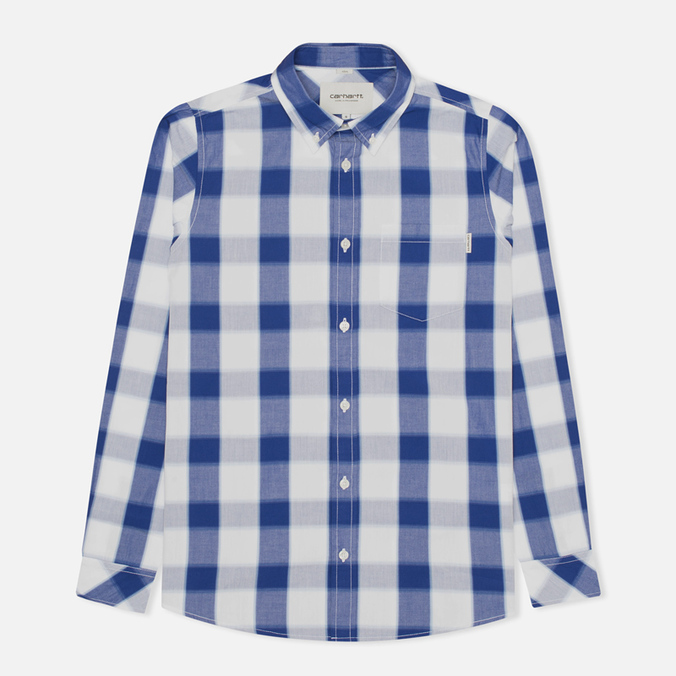 Carhartt WIP Giles Men's Shirt Colony