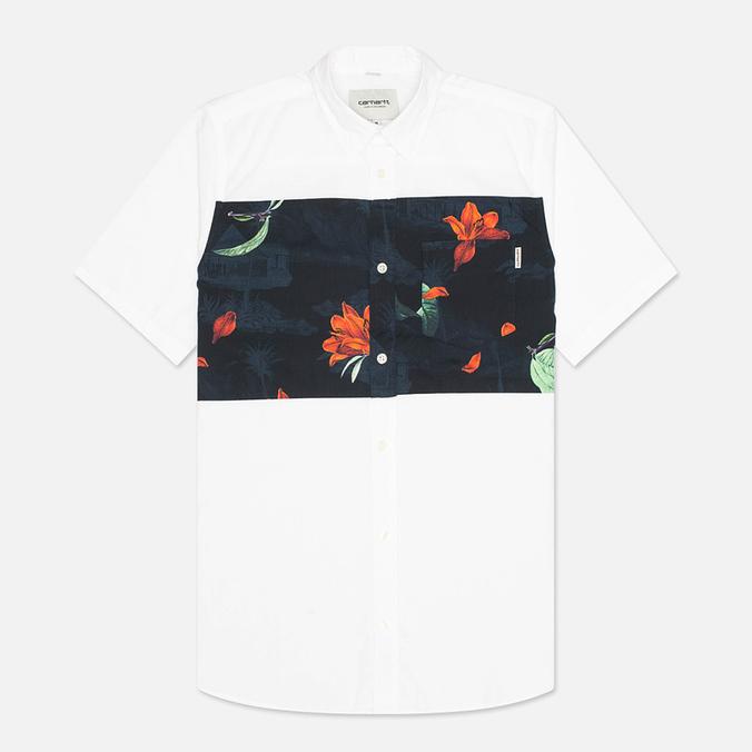 Мужская рубашка Carhartt WIP Gosling White/Tropic Print